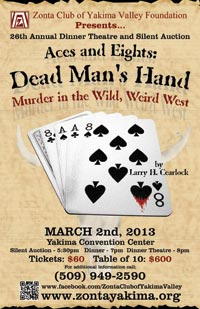 Aces and Eights: Dead Man's Hand A Murder in the Wild, Weird West