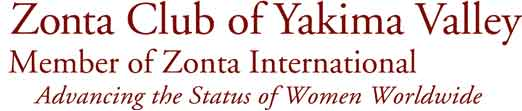 Zonta Club of Yakima Valley  women's service club