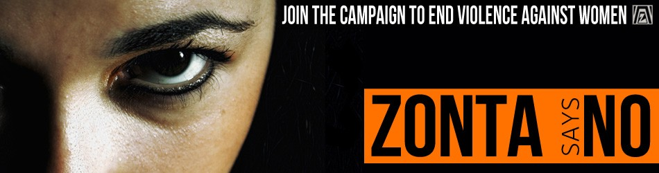 Zonta's Campaing against Violence Against Women